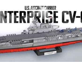 "COBI U.S.S. ENTERPRISE CV-6 HANGARFARTYG ""BIG E"""