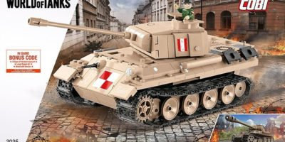 PANTHER STRIDSVAGN WARSAW UPRISING – WORLD OF TANKS